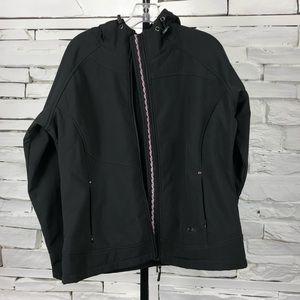CB Sports Black Full Zip Jacket Hoodie XLarge 2040